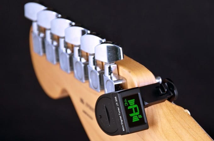 Guitar Electronic Tuner